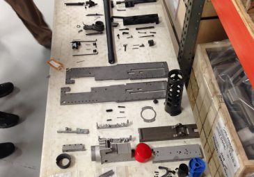 M2HB Pre-Assembly